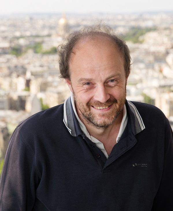François Taddei explique l'interdisciplinarité. Créateur du CRI à Paris.