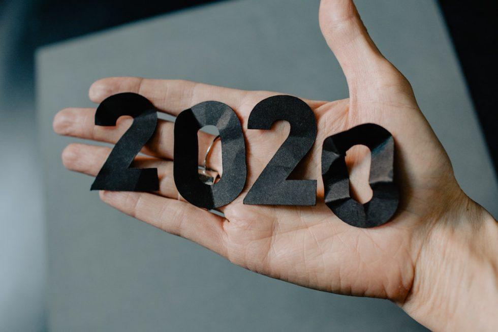 Bilan de l'année 2020
