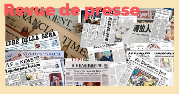 Revue de presse - JFF