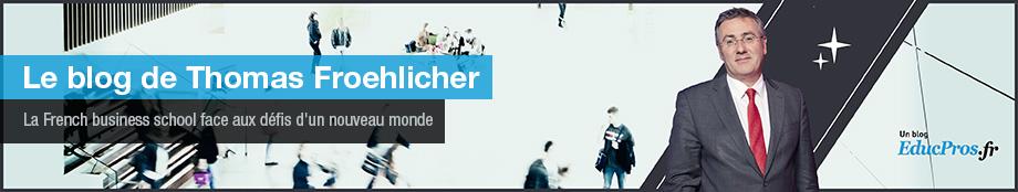 Le blog de Thomas Froehlicher